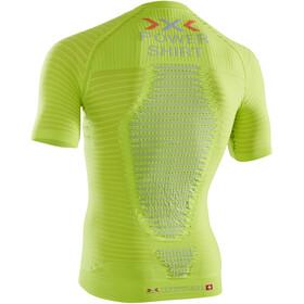 X-Bionic Effektor Running Power Løbe T-shirt Herrer grøn